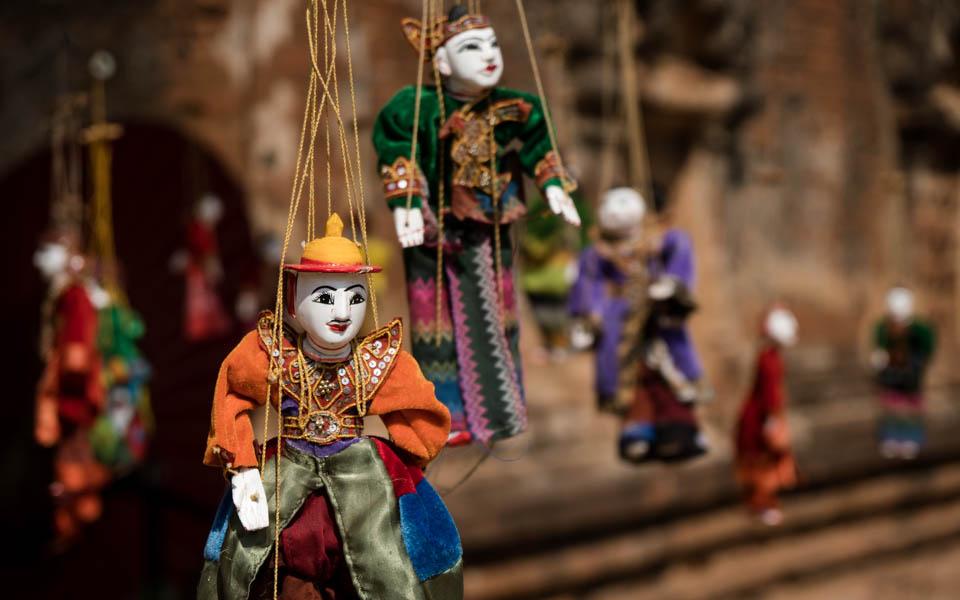 Myanmar, Land der Tempel – Galerie