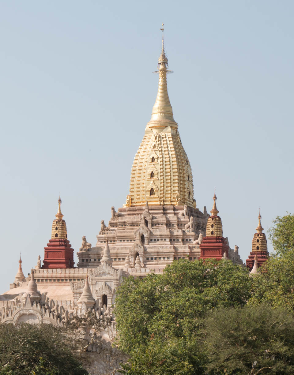 Myanmar, country of temples