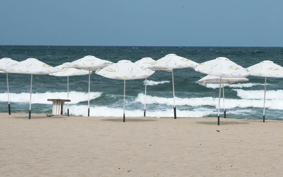 An der Küste des Schwarzen Meeres – Galerie