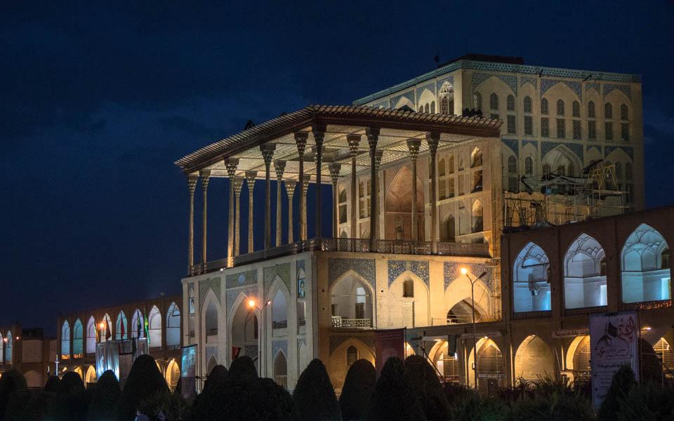 Esfahan und durch die Wüste – Galerie