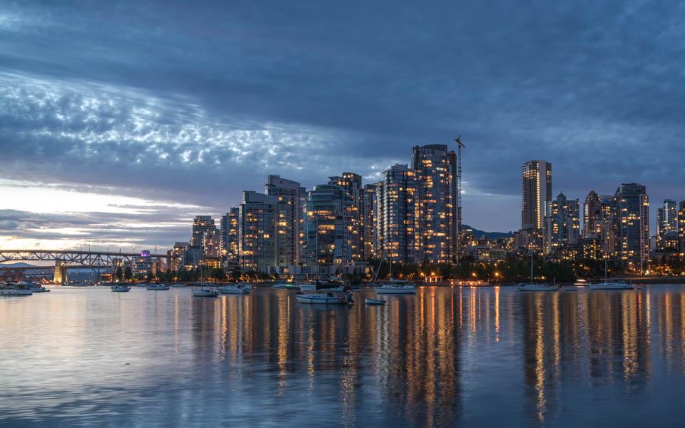 Vancouver und neue Wege