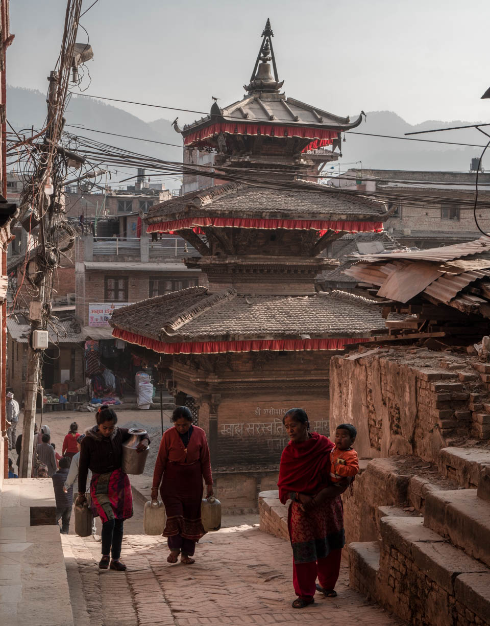 Taking a break in Nepal – Gallery